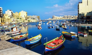 Corso d'inglese a Malta