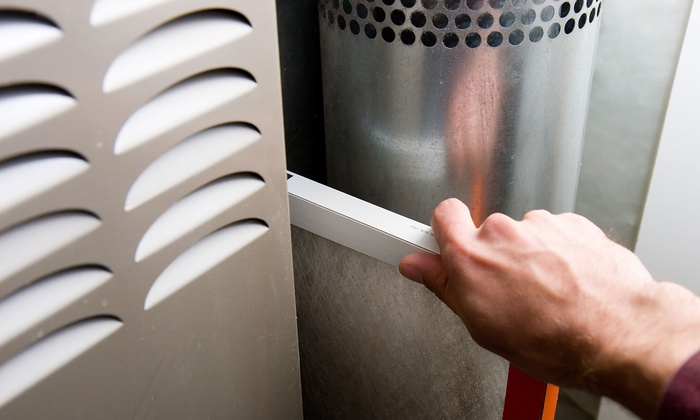 Brushing and Beyond - Calgary: Furnace and Duct Cleaning and Sanitizing with Optional Vent Cleaning from Brushing and Beyond (Up to 57% Off)