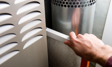 Furnace and Duct Cleaning with Optional Vent Santizing  from Brushing and Beyond(Up to 54% Off)