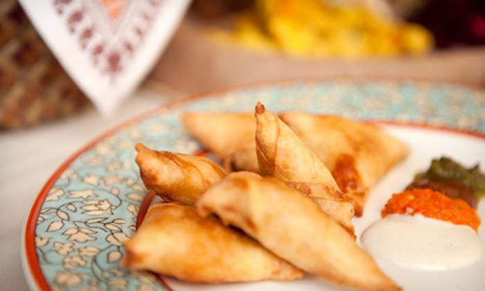 Gendershe Cuisine - Northwest Anaheim: Somali Food at Gendershe Cuisine (Up to 52% Off). Four Options Available.