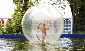 All in Sea Sand Sun: $262 for Two-Hour Rental of Two Water Walking Balls at All in Sea Sand Sun ($1,000 Value)