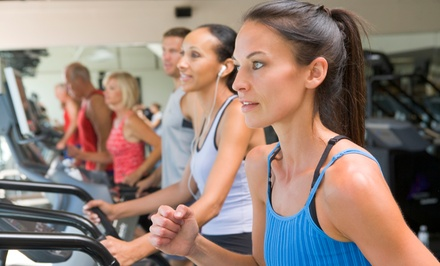 $29 for Two-Month Gym Membership with Key Pass at Anytime Fitness Slidell West ($130.50 Value)
