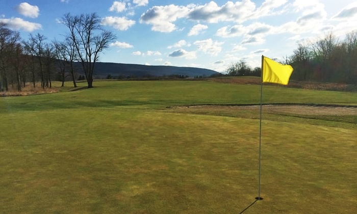Royal Oaks Golf Club/Par Line Golf Course - Multiple Locations: 18-Hole Round of Golf with Cart for Two or Four at Royal Oaks Golf Club/Par Line Golf Course (Up to 59% Off)
