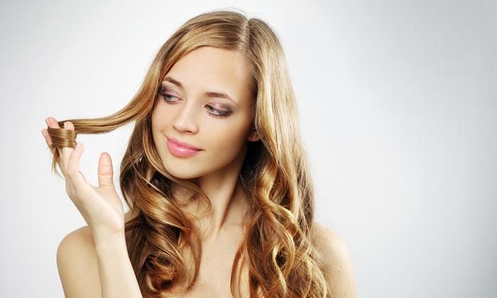 Laura Warren at Salon Sabeli - Cornelius: Haircut, Deep-Conditioning Treatment, and Optional Highlights from Laura Warren at Salon Sabeli (Up to 56% Off)