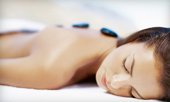 Caesar Spa - Multiple Locations: Massage with Microdermabrasion and Bio-Oxygen Infusion Treatments or Photofacial at Caesar Spa (Up to 75% Off)