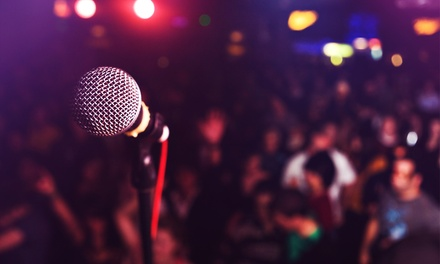 Standup Comedy for Two or Four at Dick Doherty's Comedy Den (Up to 52% Off)