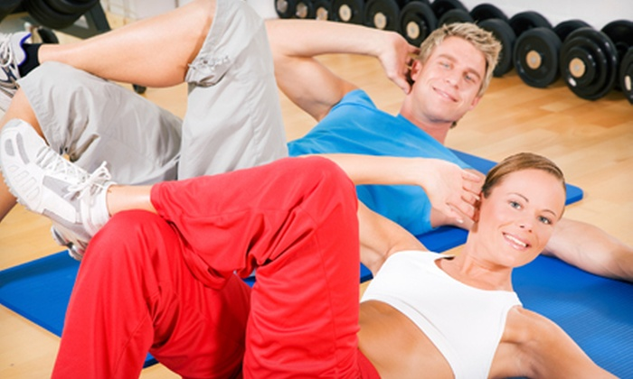 iStar Fitness - Multiple Locations: One Training Session for Two, or Two or Four Training Sessions for One at iStar Fitness (Up to 66% Off)