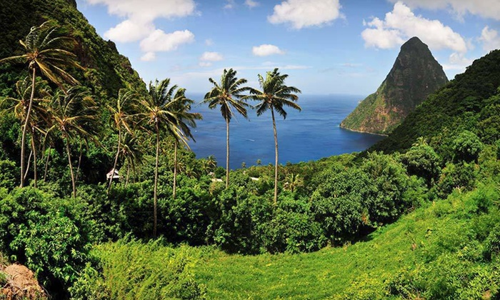 blu St Lucia - blu St Lucia: All-Inclusive Stay with all Meals, Premium Drinks, and Snacks at blu St Lucia