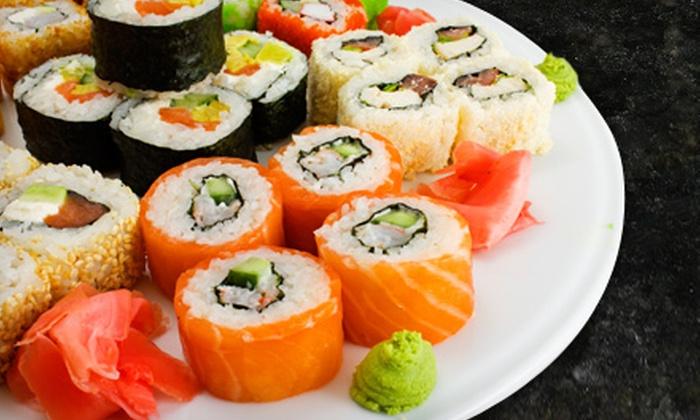 Taki Sushi - Richmond Annex: Sushi and Japanese Cuisine at Taki Sushi (Half Off). Three Options Available.