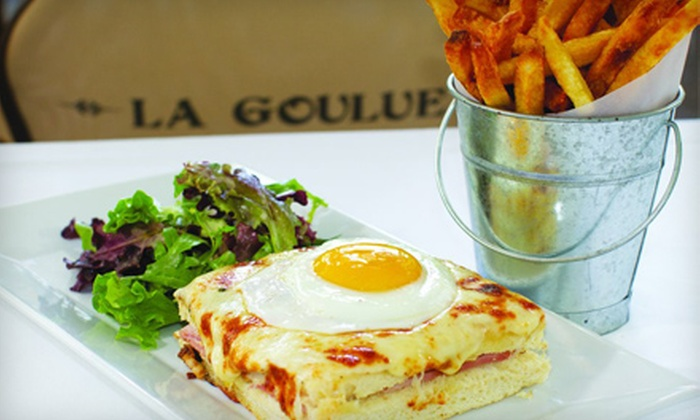 La Goulue - Bal Harbour: French Dinner for Two or More, or Four or More at La Goulue (Up to 55% Off)