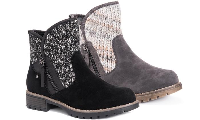 c14bd375a3eb Muk Luks Women s Gerri Boots
