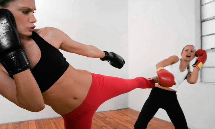 ARES 500 Kickboxing & Martial Arts - Mount Vernon: Four or Six Kickboxing Classes and Gloves at ARES 500 Kickboxing & Martial Arts (Up to 83% Off)