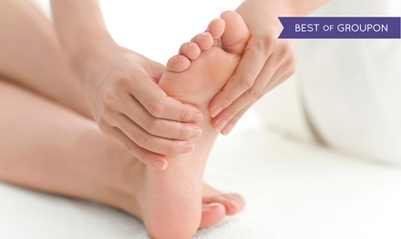 Up to 54% Off Ion Detox and Reflexology Massage