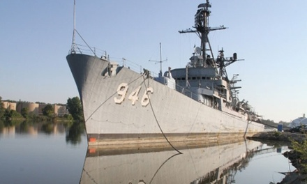 Admission for Two or Four to Saginaw Valley Naval Ship Museum (Up to 40% Off)