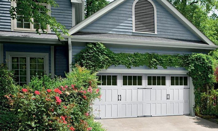 Sears Garage Doors - San Diego: Garage Door Tune-Up and Inspection with Optional Set of Whisper Rollers from Sears Garage Doors (Up to 71% Off)
