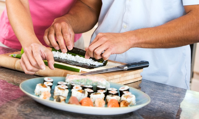 Penthouse Catering - Penthouse Catering: C$99 for a Two-Hour Sushi-Making Class for Two at Penthouse Catering (C$400 Value)