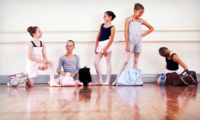 BT Dance Company - Cresskill: Weekly Kids' Dance Class for One or Two Months at BT Dance Company (72% Off)