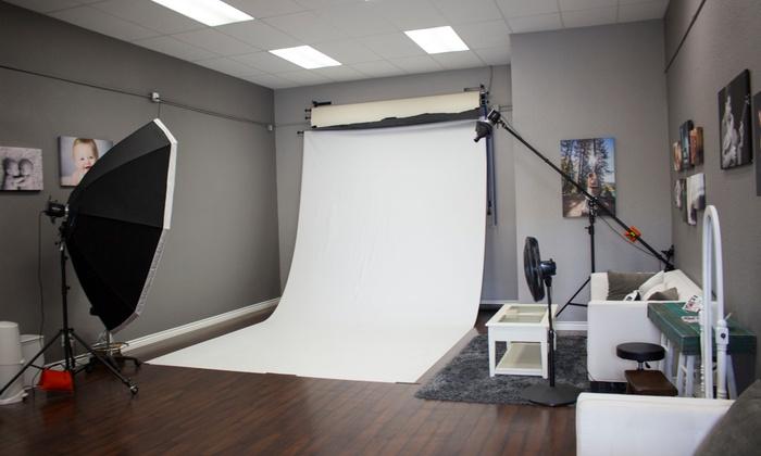 Pomona Proud - Pomona Proud: 30-Minute Studio Photo Shoot from Pomona Proud (84% Off)