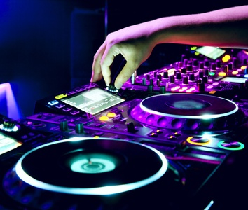Two Hours of DJ Services from Vyzion Elite DJ Service (45% Off)