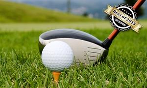 Golfcenter Ismaning: Platzreifekurs und 2-monatige Nutzung der Driving Range, optional mit Privateinheiten, im Golfcenter Ismaning ab 99,90 €