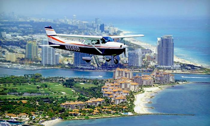 ATA Flight School - ATA Flight School: $99 for a Scenic Discovery Flight from ATA Flight School ($199 Value)