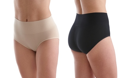 Sociology Women's Control Briefs (2-Pack)   Groupon Exclusive