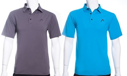 Head Class Act Men's Polos. Multiple Colors Available.
