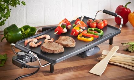 vonshef electric teppanyaki grill