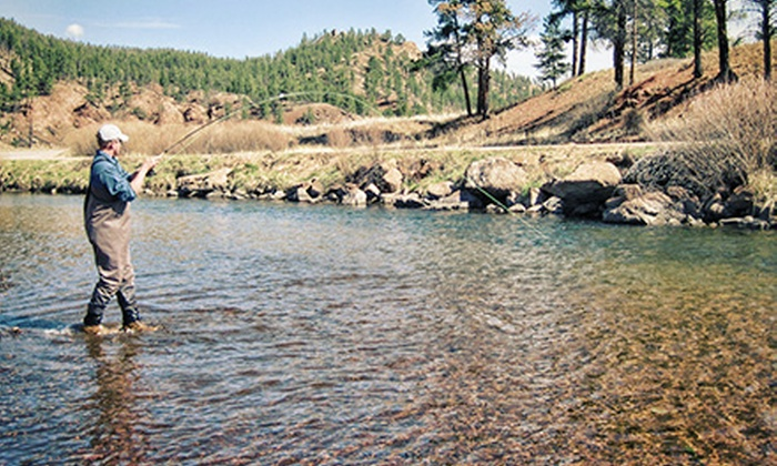5280 Angler - Sedalia: $175 for a Fly-Fishing Trip for Two with Guide, Equipment, and Lunch from 5280 Angler ($325 Value)