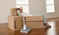 3 uur verhuizen inclusief huur verhuiswagen en 2 verhuizers bij de Verhuisshop