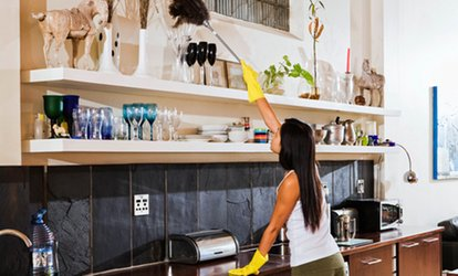 image for Two-, Three-, or Four-Hour Standard or Deep House Cleaning from Wa King Cleaning (Up to 54% Off)