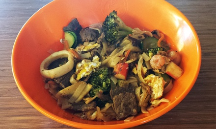 $14 for $28 Worth of Mongolian Food at Altai Mongolian Grill
