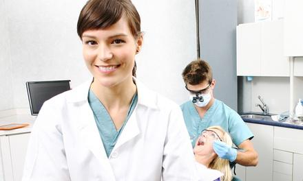 Pulizia denti e sbiancamento a 19,99€euro