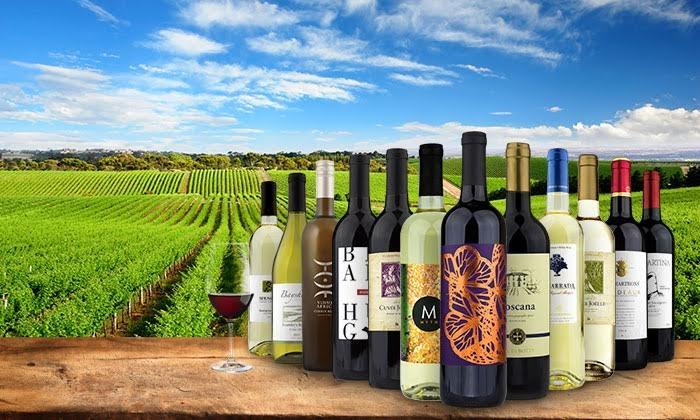 Heartwood & Oak: 4, 12, or 24 Bottles of Premium Wine Delivered from Heartwood & Oak (Up to 66% Off)