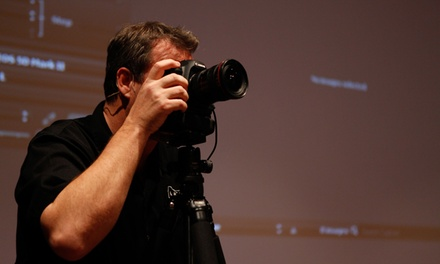 $59 for Your Choice of a Photography or Photo Editing Course at McKay Photography Academy ($225 Value)