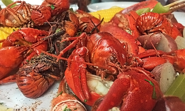 Hawthorne Lobster House - Hosford - Abernethy: Anniversary Crawfish Boil Event at Hawthorne Lobster House (Up to 40% Off)