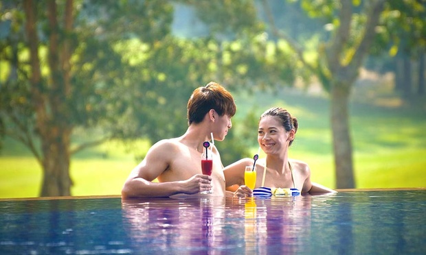 JB: 5* Resort Stay + Spa Retreat 6