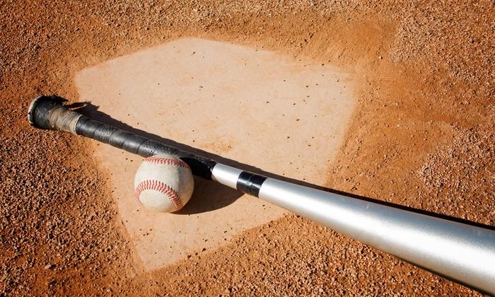 Lil Sluggers St. Paul - Saint Paul: Seven-Day Baseball-Training Clinic at Lil Sluggers St. Paul (65% Off)