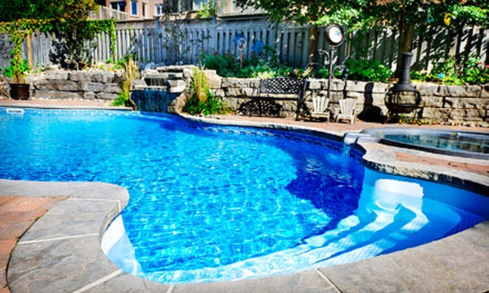 Texan Comfort - Houston: One or Two Months of Weekly Full-Service Pool Maintenance from Texan Comfort (Up to 65% Off)