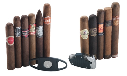 Summer Cigar Samplers from Famous Smoke Shop from $19.99–$29.99
