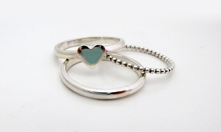 Sterling Silver Ring Making Course for One or Two at Silver & Stone Jewellery Design