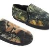 Muk Luks Men's Camouflage Slippers