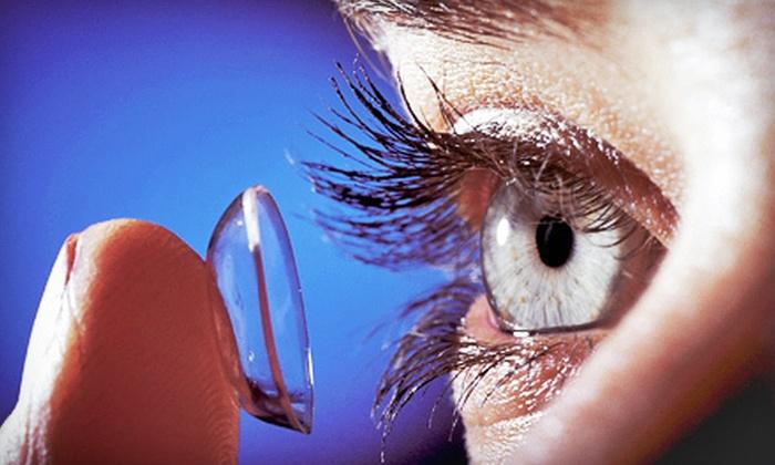Lens.com: $20 for $40 Worth of Contact Lenses from Lens.com