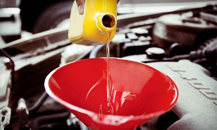Meineke Car Care Center - Multiple Locations: $29 for Auto-Care Package with Two Oil Changes and Two 29-Point Inspections at Meineke Car Care Center ($247.90 Value). Two Locations Available.