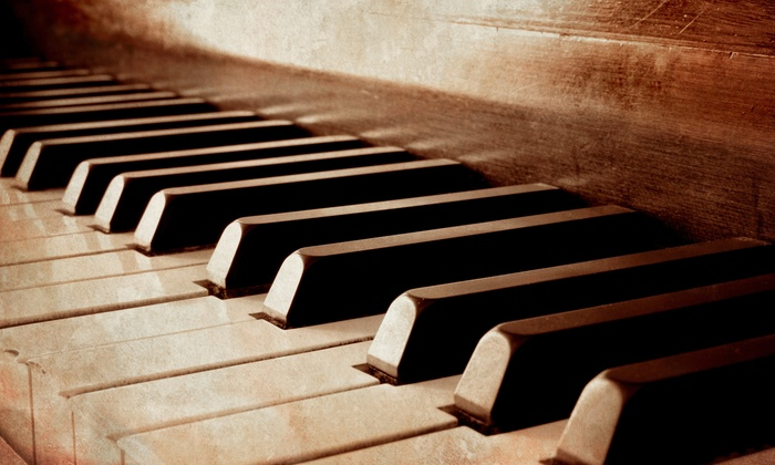 Cadenza Music - City Centre: $36 for Four Private Beginner Piano Lessons at Cadenza Music ($72 Value)