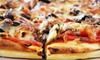 Amicci's Pizza - Multiple Locations: Italian Food at Amicci's Pizza (Up to 54% Off). Three Options Available.
