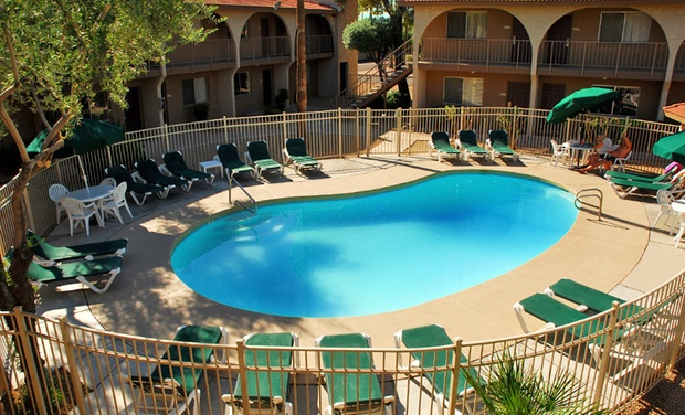 Hospitality Suite Resort - Scottsdale, AZ: Stay at Hospitality Suite Resort in Scottsdale, AZ. Dates into October.