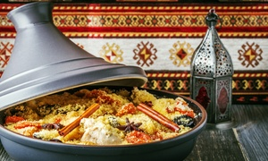 Sahara Restaurant Annandale: Moroccan Dinner for Two ($49), Four ($89), or 20 People ($540) at Sahara Restaurant Annandale (Up to $1240 Value)
