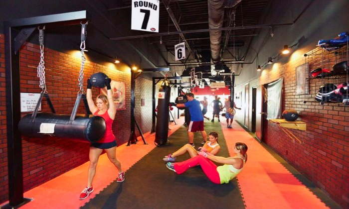 9 Round 30 Minute Kickboxing - Multiple Locations: Up to 56% Off Unlimited Kickboxing at 9 Round 30 Minute Kickboxing Columbia