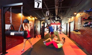 9 Round 30 Minute Kickboxing: Up to 56% Off Unlimited Kickboxing at 9 Round 30 Minute Kickboxing Columbia